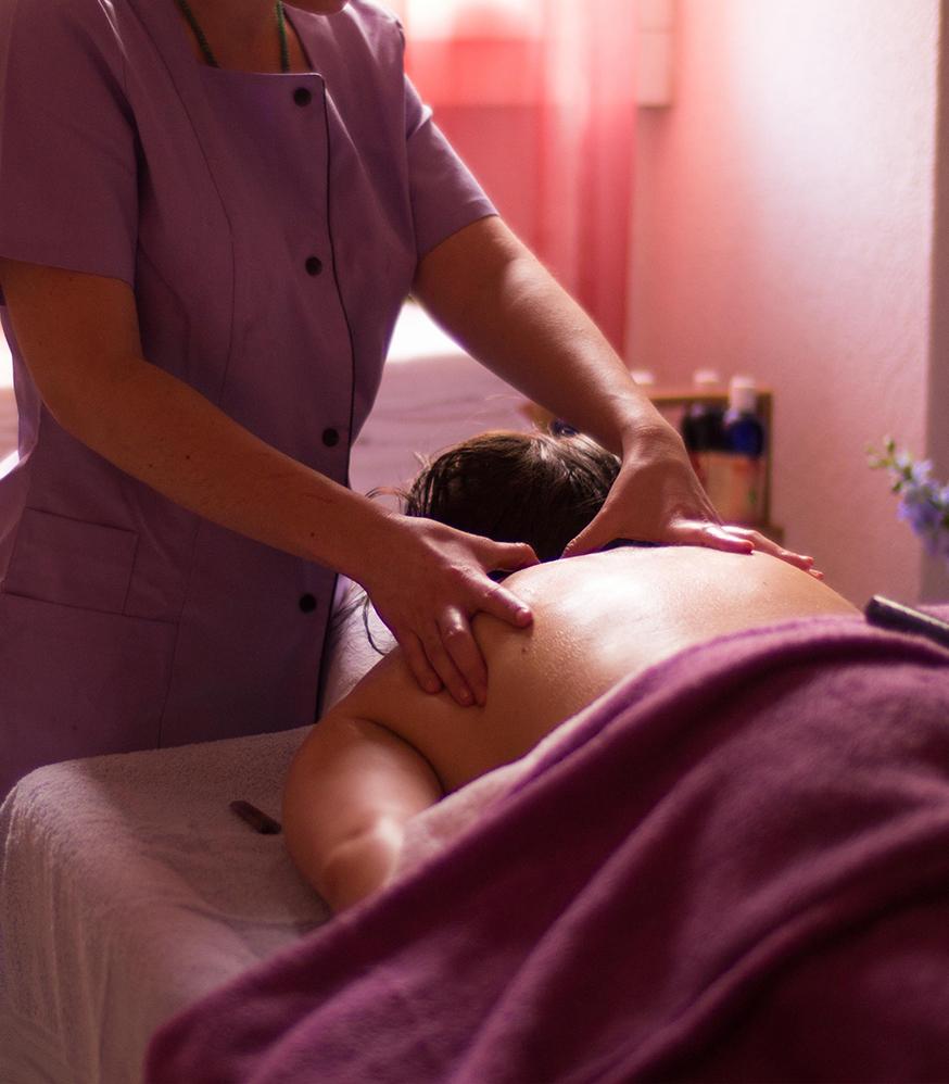 Massage ayurvédique Rolle